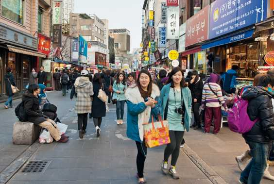 North And South Korea Has Big Differences.. See What Life Lies Within The Two Koreas With These Photos..  Now, I Know Where To Go..