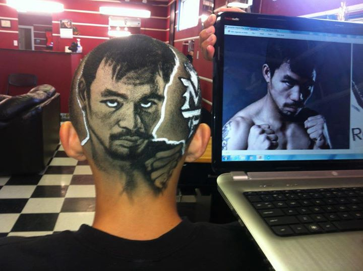 Master Barber 'Rob The Original' Combines Art With Haircut. The Results? Totally Amazing…WOW!