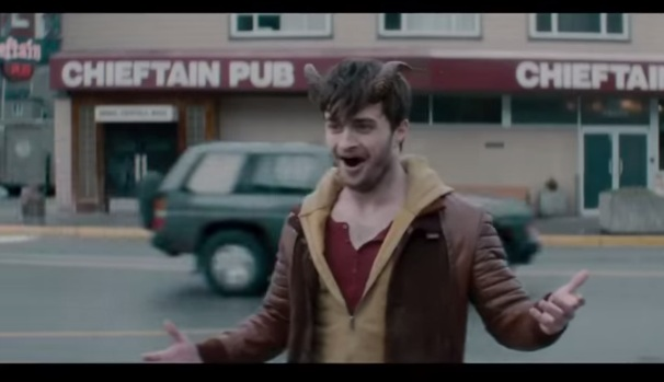 Harry Potter Star Looks Like A Demon With That Horns! This Is Quite Interesting!