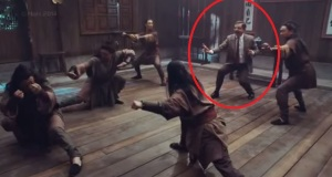 Mr. Bean Doing Some Wushu Stunts. This TV Commercial Will Make You Laugh! He's Really Crazy! LOL!