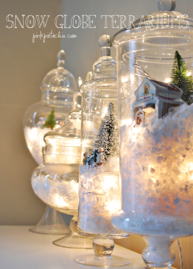 16 unique and stylish christmas light decorations for your for Cool christmas light ideas
