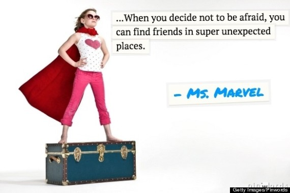 Superhero Makeup 11 Inspirational Quote...