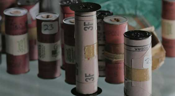 Unknown WWII Soldier Has 31 Rolls Of Undeveloped Film, Rescued Film Project Restores It