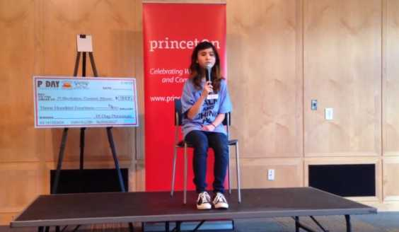 13-Year-Old Blind Girl Recites Pi For More Than 1,700 Digits And Won The National Pi Competition
