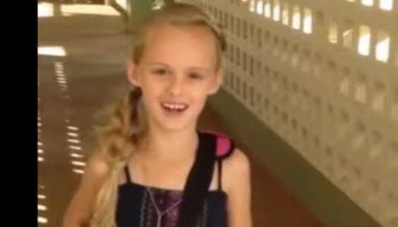 This Little Girl Got Some Tearful Surprise From Her Mother After Finishing Her Math Test
