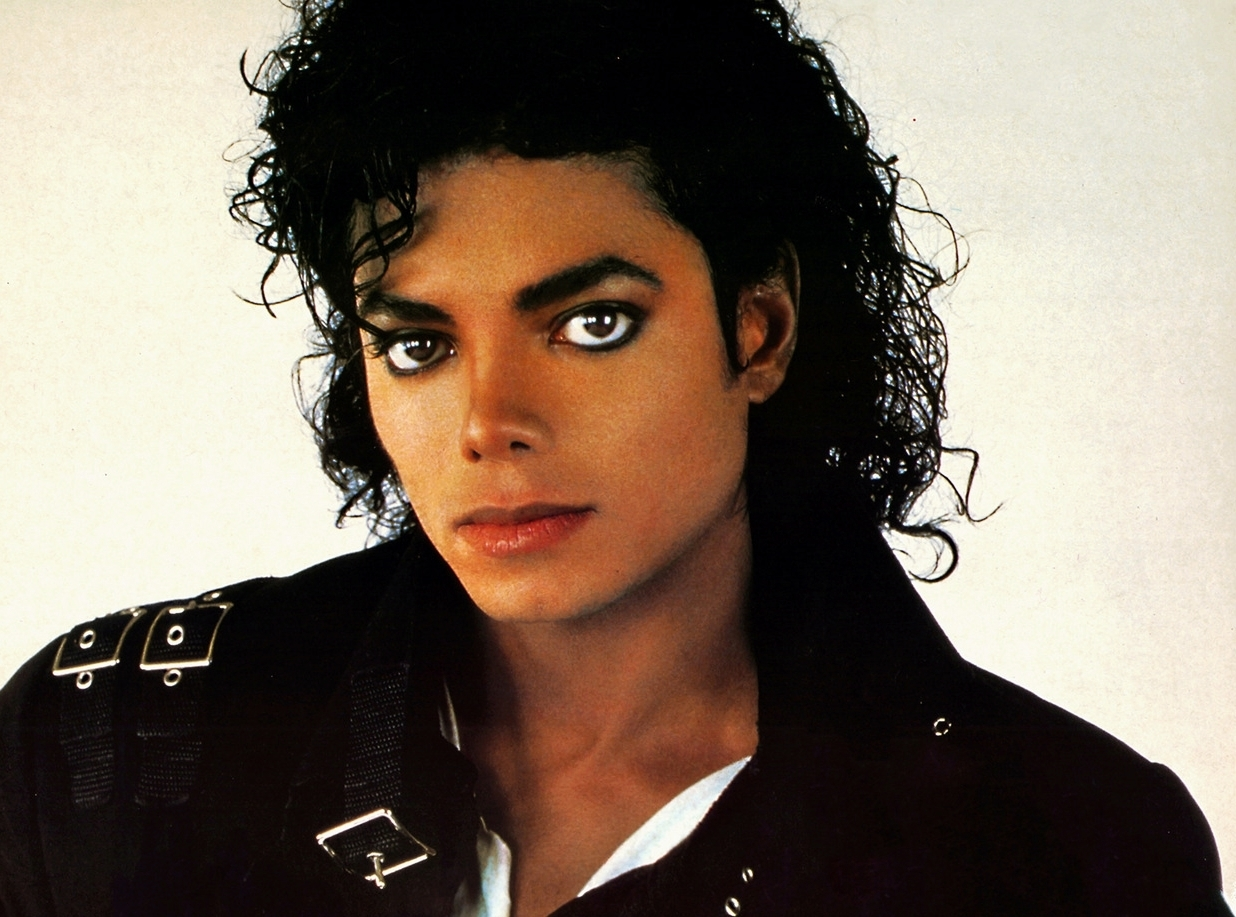 Pictures That Show How Michael Jackson's Face Changed