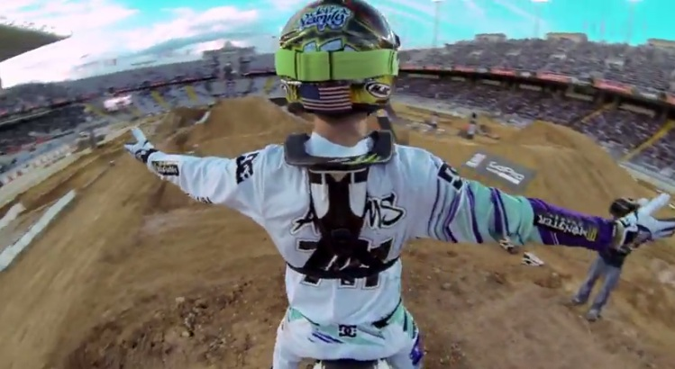 This Motocross Rider Shares Something Great About His Life