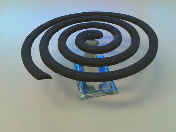 Effectiveness of ipil ipil as mosquito coil