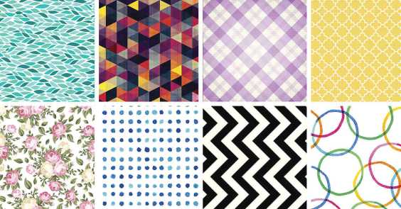 Pick The Pattern That Attracts You The Most And I'll Tell You Who You Really Are