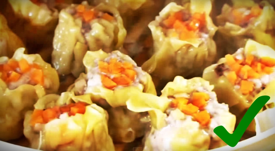 How To Make Siomai Or Chinese Pork and Prawn Dumplings Easily…Watch This Now…