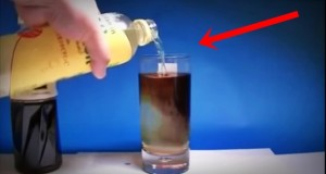 How To Make Soda Drink Become Clear As Water…Unbelievable…