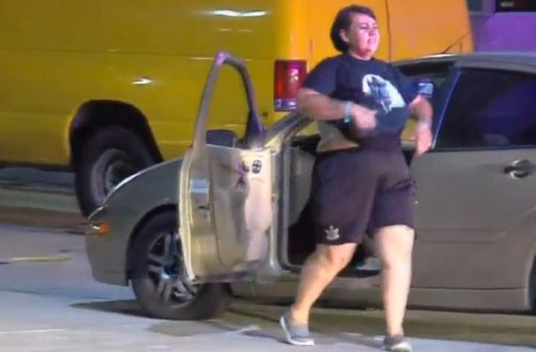 This Woman Was Chased by Police But When Apprehended what She Did Was Unexpected