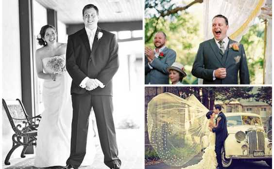 Here Are 16 Photos You Shouldn't Miss To Take On Your Wedding Day