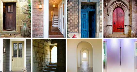 Personality Test: Pick A Door That You Would Likely To Pass Through And I'll Tell You What Future Awaits You