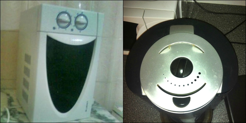 Simple Objects That Could Bring A Smile In You – They Just Look Like Faces Of People…