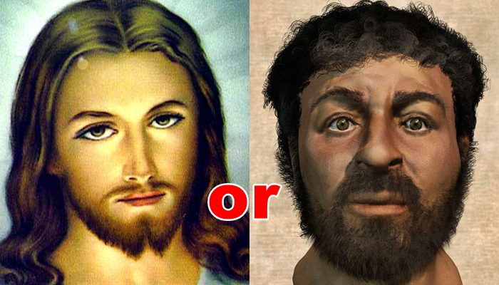 The 'Real' Face Of Jesus Christ Revealed – This Could Be A Big Eye-Opener To The World