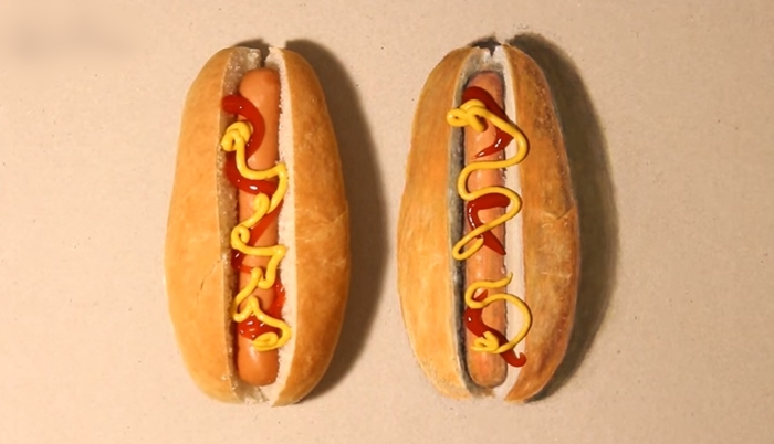 Can You Distinguish Where The Real Hotdog Is? This Is Mind-Blowing