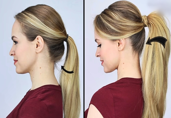 Here's The Ultimate Ponytail Routine You've Been Waiting For – Learn It Now