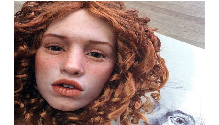 Russian Artist Creates Super Realistic Dolls That Will Make You Stare At Them Long – Incredible