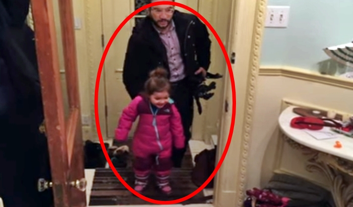 Here's The Fastest Way To Remove Your Kids' Boots With No Hands – Funny But, Helpful
