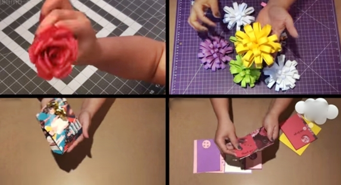 Learn How To Make A Really Easy And Creative Valentine's Day Handmade Card – For Those You Love