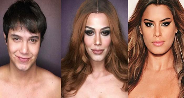 Filipino Celebrity Transforms Into Miss Colombia Ariadna Gutierrez – Genius