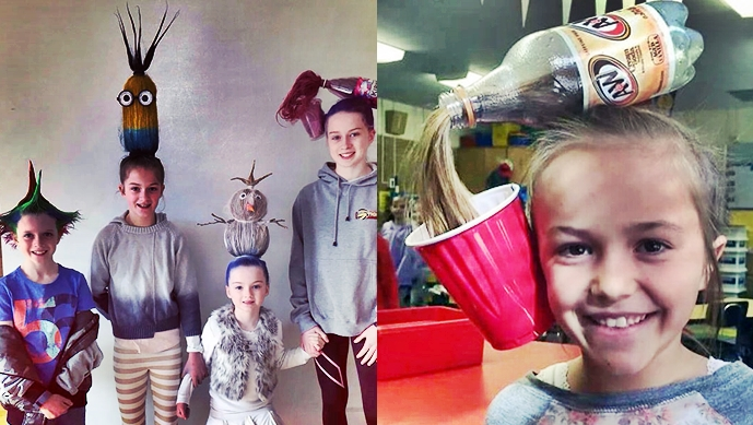 Taking Hair Styling In A Whole New Level – Creativity At Its Best