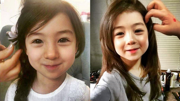 """Viral: Korean Girl Now Dubbed As The """"Prettiest Toddler In the World"""" Amuse Netizens – Take A Look"""