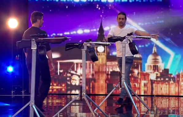 He Invites The Judges For A Very Daring Act…What Happened Next Leaves Everyone Speechless.