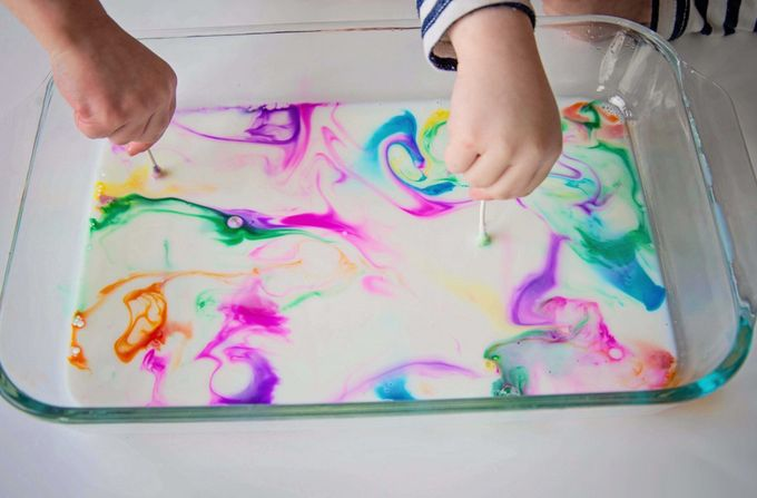 Amazing Mixture Of Chemicals Making A Blast!