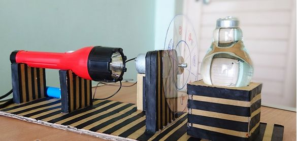 Surprisingly, You Can Make Your Own Projector Using Bulb.