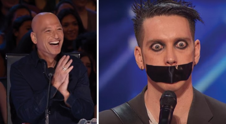 Strange Act Leaves the Audience of America's Got Talent Speechless