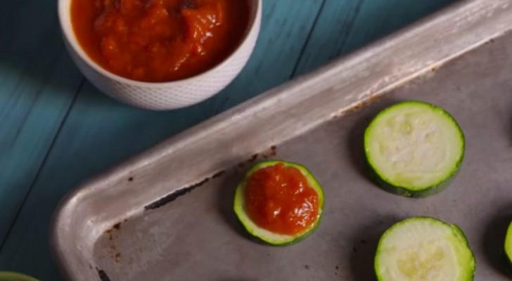 Learn  How To Make Zucchini Pizza Bites | Recipe 101