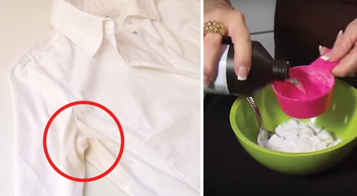 This Is How To Effectively Get Rid Of Stubborn Underarm Stains