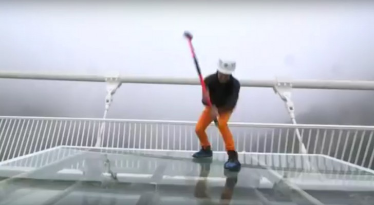 The World's Highest Glass-bottomed Suspension Bridge — Is It Really Safe?