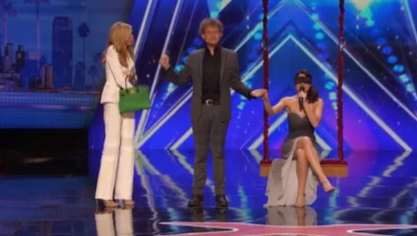 Duo Stuns America's Got Talent Crowd With Guessing Random Object Trick