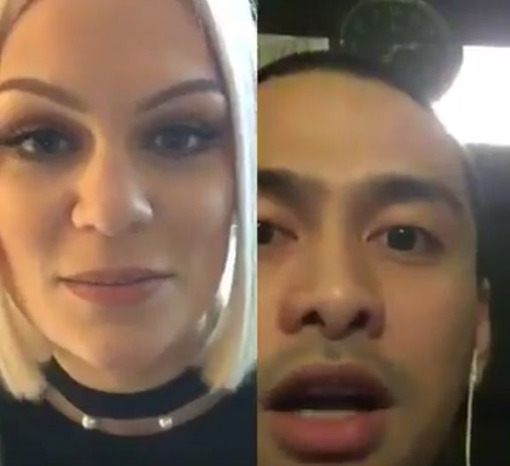 Duet of Drew Olivar With Jessie J Goes Viral Anew
