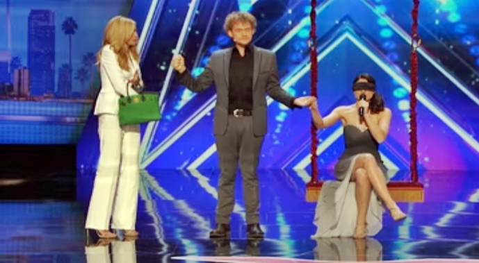 This Couple Just Blew The Minds Of America's Got Talent Judges, Audience With Mind Tricks – Unbelievable