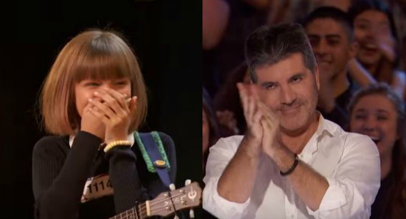 Most People Don't Know She Sings. But She Gets The Golden Buzzer- Amazing Voice