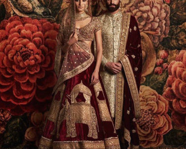 15 Traditional Wedding Outfits Look Around The World