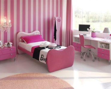 Cute Bedroom Design Ideas That Every Teenage Girl Will Love