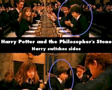 Harry Potter Film Mistakes That You Shouldnt Miss