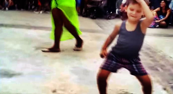 Little Boy From Cuba Just Blew The Audience In A Street Dance Showdown – Must Watch