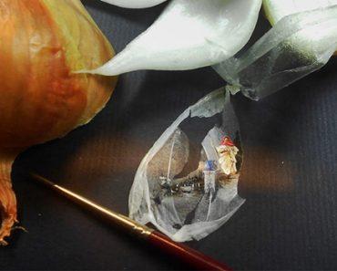 30 Wonderful Tiny Paintings By Artist Hasan Kale, Unbelievable!