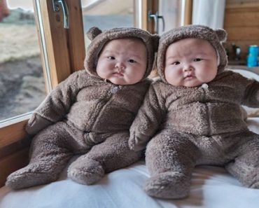 30 Super Cute Photos Of Miracle Momo Twins