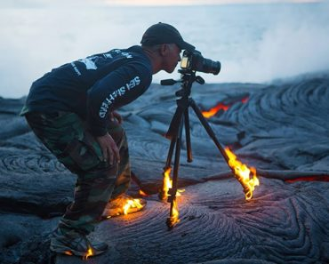 30 Funny But Inspiring Photos Of Crazy Photographers Who Will Do Anything For The Perfect Shot
