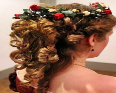 30 Beautiful Christmas Hairstyles, These Ones Are Really Lovely!