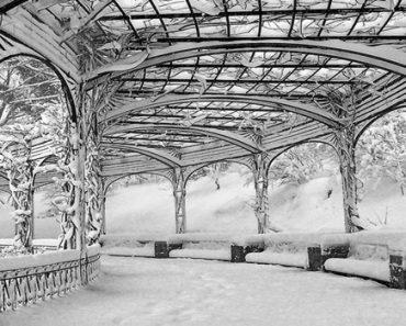 30 Places That Were Transformed By Winter Season, Amazing!