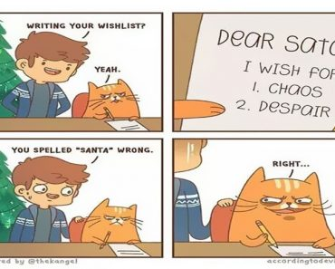 30 Funniest Christmas Comics That Will Put A Smile On Your Face