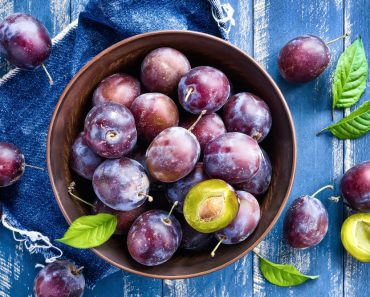 Surprising Health Benefits Of Eating Plums